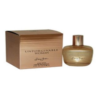 Sean John Unforgivable Woman Womens 2.5 ounce Eau de Parfum Spray