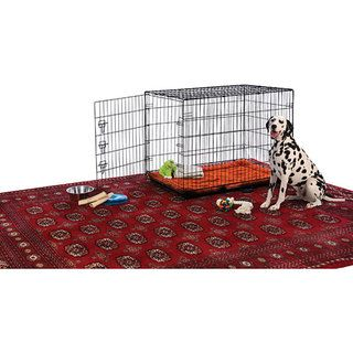 Prevue Pet Products Home On The Go Single Door Dog Crate Large E434