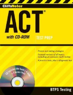 ACT Buy Study Guides, Books Online