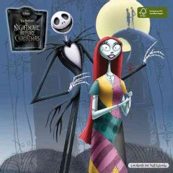 Nightmare Before Christmas 2011 Wall Calendar