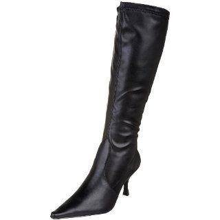 Diba Womens Bing 2 Boot,Black Stretch,6 M US Shoes