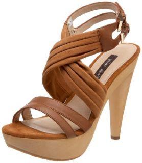 Pilar Abril Womens Renata Ankle Strap Sandal Shoes
