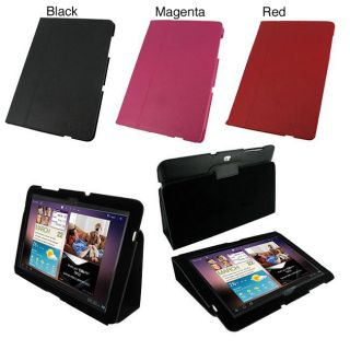 rooCASE Samsung Galaxy Tab 10.1 inch Ultra Slim Leather Case with