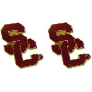 USC Trojans Post Stud Logo Earrings Today $9.99 5.0 (1 reviews)