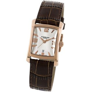 Stuhrling Original Lady Gatsby Classic Swiss Quartz Watch