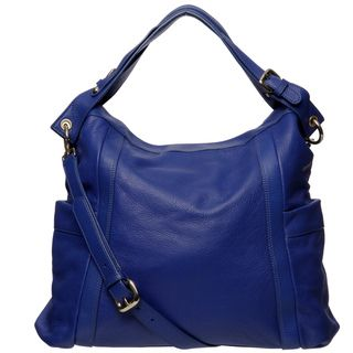 Presa Kennington Oversized Leather Hobo Bag