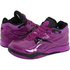 Reebok Lifestyle Pump Court Victory II Aubergine/Black Athletic