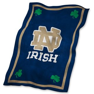 Notre Dame Ultra soft Oversized Throw