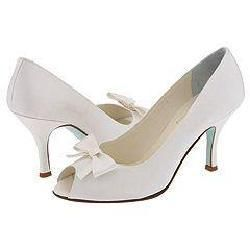 Cynthia Rowley Surprise White Satin