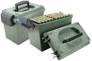 MTM 100 Round 12 Gauge Shotshell Dry Box Sports