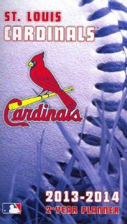 St. Louis Cardinals Mlb 2013 14 2 Year Planner (Calendar)