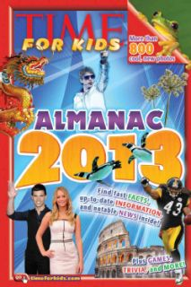Time for Kids Almanac 2013 (Paperback)