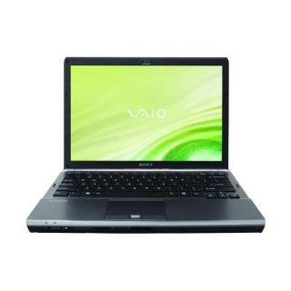 Sony VAIO VGN SR520G/B Laptop (Refurbished)