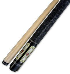 Maple 58 2 piece 20 ounce Pool Cue Billiard Table Stick