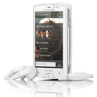 Sony Ericsson Xperia Mini Blanc   Achat / Vente SMARTPHONE Sony