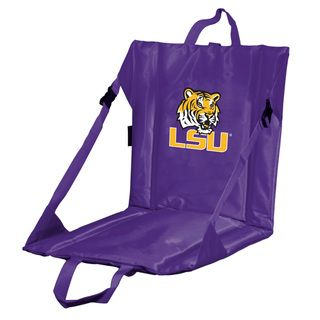 Louisiana State University Tigers Folding Stadium Seat
