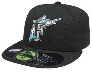 MLB Florida Marlins Authentic On Field Game 59FIFTY Cap