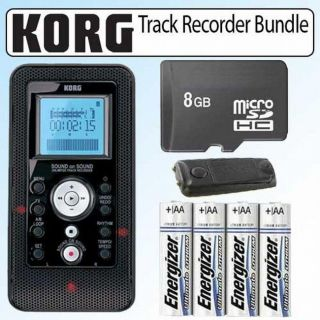Korg SOS SR1 Sound On Sound Unlimited Track Recorder Kit