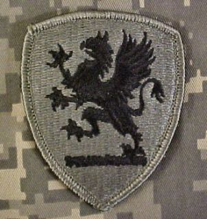 Michigan National Guard ACU Patch: Clothing