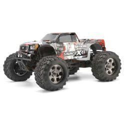HPI RACING Savage X 4.6 2011 Radio 2.4Ghz   Achat / Vente MODELISME