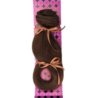Donna Bella #6 (Dark Chestnut Brown) 16 inch Human Remy Full Head Hair