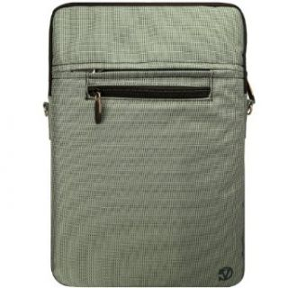 Gray VG Hydei Nylon Laptop Carrying Bag Case w/ Shoulder