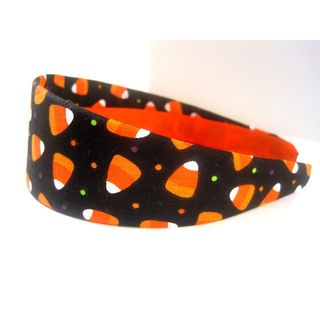 Crawford Corner Shop Halloween Cascading Candy Corn Headband