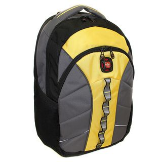Wenger Swiss Gear The Sun Yellow 16 inch Laptop Computer Backpack