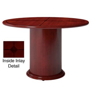 Mayline Hennessey Series 42 inch Round Table