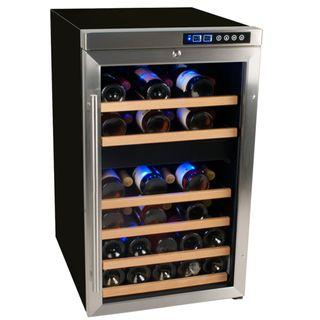 EdgeStar 34 bottle Dual Zone Wine Cooler