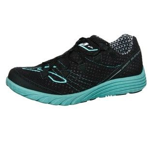 Brooks Womens Green Silence Recycled Sustainable Running Shoes