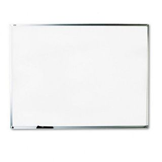 Aluminum Frame Dry Erase Board (40 x 30 inches)
