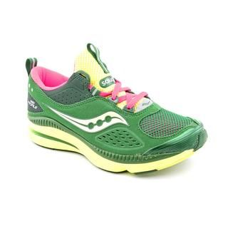 Saucony Womens Grid Profile Mesh Athletic Shoe
