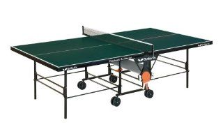 Butterfly TR26 Playback Rollaway Table Tennis Table (Green