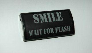 Custom Gun Rail Cover, Smile Wait For Flash Sports