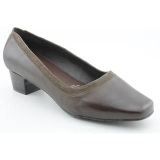 Barefoot Freedom by Drew Womens Alicia Leather Dress Shoes Wide