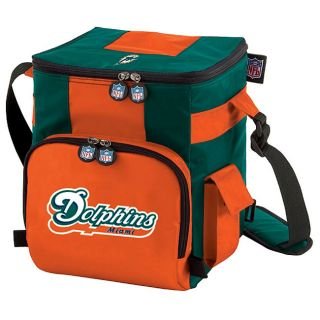 Miami Dolphins 18 Can Cooler