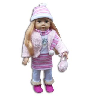 New York Doll Collection 18 inch Rosy Doll