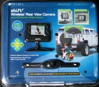 Shift3 Wireless Rear View Camera Sports & Outdoors
