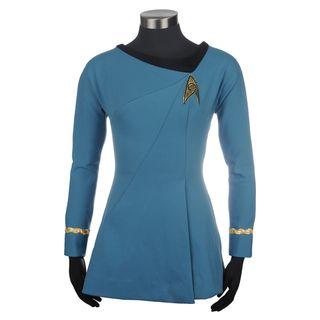 Star Trek High quality Sciences Dress Replica Uniform