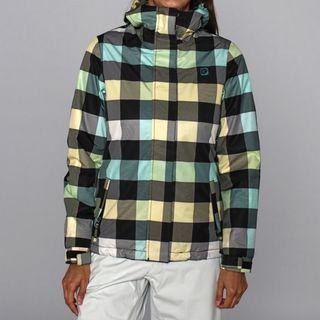Rip Curl Womens Sorcha Black Ski Jacket