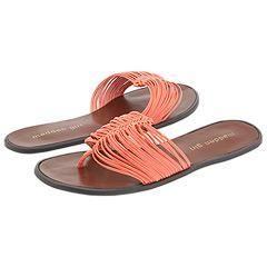 Madden Girl Dandye Orange Paris Sandals