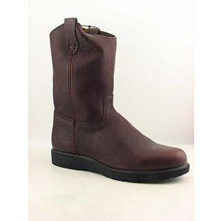 Georgia Mens G4444 Brown Boots (Size 13)