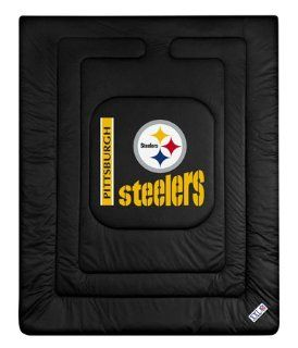 Pittsburgh Steelers NFL Locker Room Full or Queen Bed