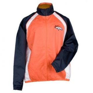 NFL Mens Light Weight Full Zip Jacket Size XX Large, NFL