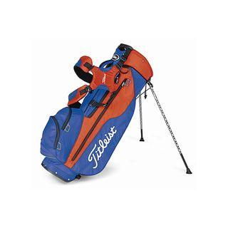Titleist Lightweight Royal/ Orange/ Black Stand Bag