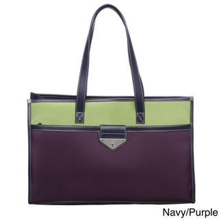 Nine West Colorblock 18 inch Carry On Tote Bag