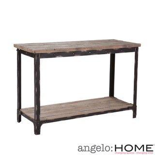 angeloHOME Bowery Sofa Table
