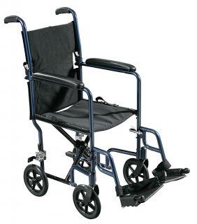 Drive Medical 19 Aluminum Transport Chair