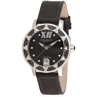 Stuhrling Original Womens Lady Marina Swiss Quartz Watch